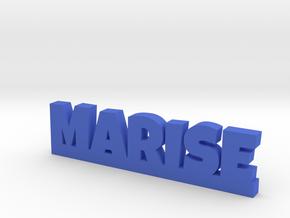 MARISE Lucky in Blue Processed Versatile Plastic
