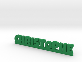 CHRISTOPHE Lucky in Green Processed Versatile Plastic