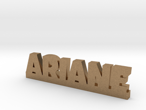 ARIANE Lucky in Natural Brass