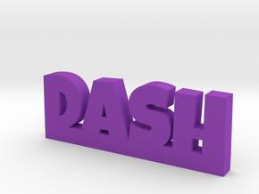 DASH Lucky in Purple Processed Versatile Plastic