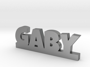 GABY Lucky in Natural Silver