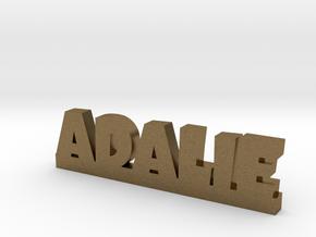 ADALIE Lucky in Natural Bronze