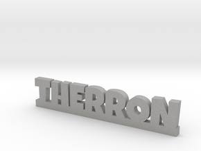THERRON Lucky in Aluminum