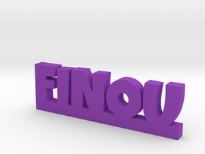FINOU Lucky in Purple Processed Versatile Plastic