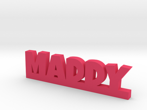 MADDY Lucky in Pink Processed Versatile Plastic