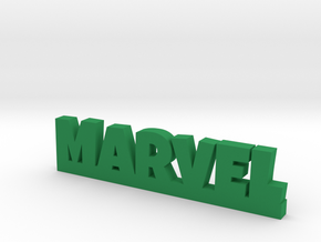 MARVEL Lucky in Green Processed Versatile Plastic