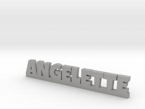 ANGELETTE Lucky in Aluminum