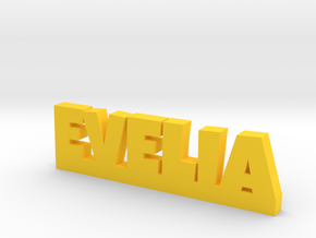 EVELIA Lucky in Yellow Processed Versatile Plastic
