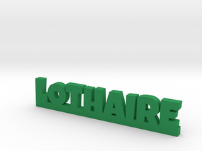 LOTHAIRE Lucky in Green Processed Versatile Plastic
