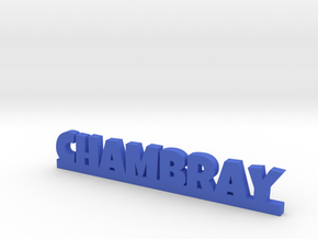 CHAMBRAY Lucky in Blue Strong & Flexible Polished