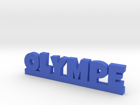 OLYMPE Lucky in Blue Strong & Flexible Polished