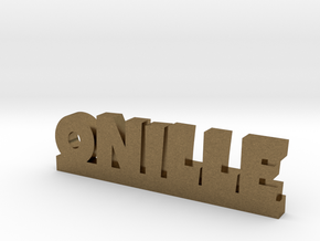 ONILLE Lucky in Natural Bronze