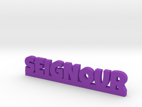 SEIGNOUR Lucky in Purple Strong & Flexible Polished