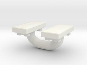 1/64 Lightbar #5 in White Natural Versatile Plastic