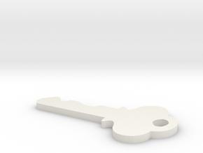 Model-1876682239853fd9ba2eadf77a108bb8 in White Strong & Flexible