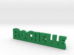 ROCHELLE Lucky in Green Strong & Flexible Polished