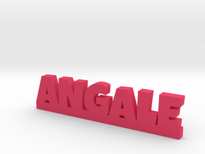 ANGALE Lucky in Pink Processed Versatile Plastic