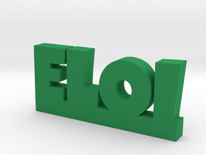 ELOI Lucky in Green Processed Versatile Plastic