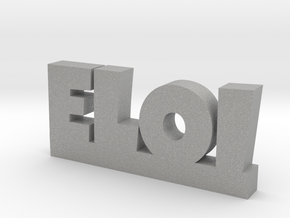 ELOI Lucky in Aluminum