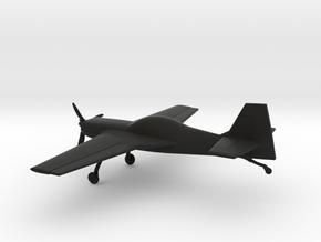 Terzi T-30 Katana in Black Natural Versatile Plastic: 1:96