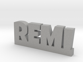 REMI Lucky in Aluminum