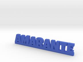AMARANTE Lucky in Blue Processed Versatile Plastic