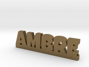 AMBRE Lucky in Natural Bronze