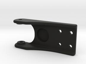 "Shifter Paddle Arm 1/2"" magnets in Black Natural Versatile Plastic"