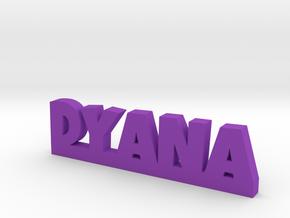 DYANA Lucky in Purple Processed Versatile Plastic