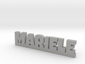 MARIELE Lucky in Aluminum