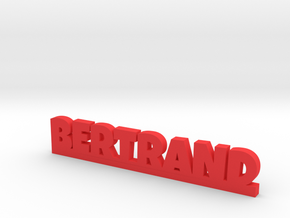 BERTRAND Lucky in Red Processed Versatile Plastic
