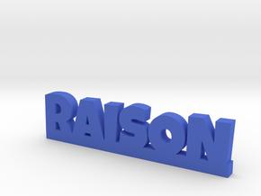 RAISON Lucky in Blue Processed Versatile Plastic