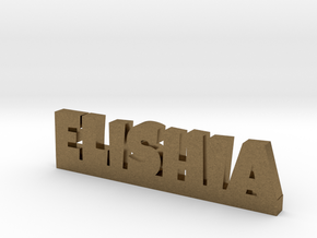 ELISHIA Lucky in Natural Bronze