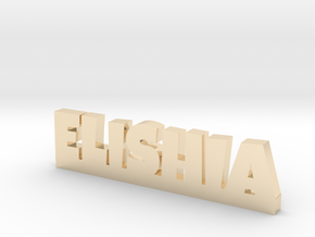 ELISHIA Lucky in 14k Gold Plated Brass