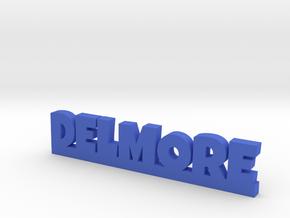 DELMORE Lucky in Blue Processed Versatile Plastic