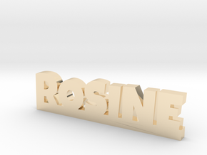 ROSINE Lucky in 14k Gold Plated Brass