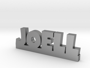 JOELL Lucky in Natural Silver