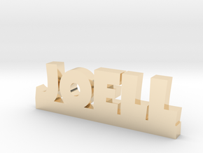 JOELL Lucky in 14k Gold Plated Brass