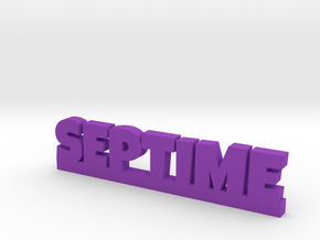 SEPTIME Lucky in Purple Processed Versatile Plastic
