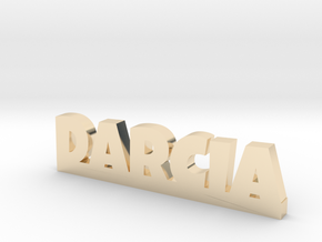 DARCIA Lucky in 14k Gold Plated Brass