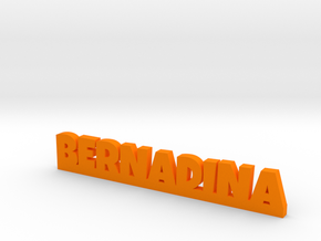 BERNADINA Lucky in Orange Processed Versatile Plastic