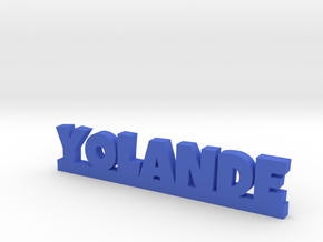 YOLANDE Lucky in Blue Strong & Flexible Polished