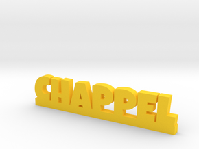 CHAPPEL Lucky in Yellow Processed Versatile Plastic