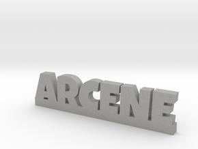 ARCENE Lucky in Aluminum