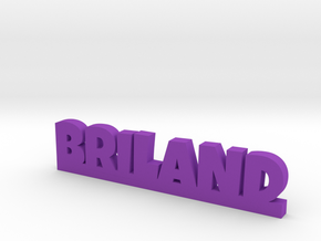 BRILAND Lucky in Purple Processed Versatile Plastic