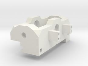 Replacement Cougar gimbal - 3 in White Natural Versatile Plastic