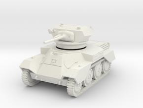 PV171A Light Tank Mk VIII Harry Hopkins (28mm) in White Natural Versatile Plastic