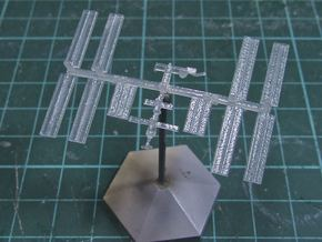 1/2500 NASA International Space Station ISS(Printe in Frosted Ultra Detail