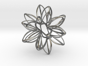 Star Potential in Polished Silver
