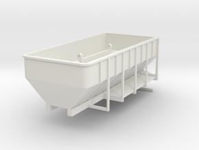 1/64 Trinity Belt box 20ft in White Natural Versatile Plastic